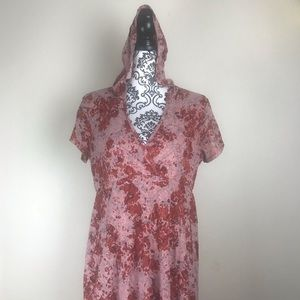 Maurices Dresses - Maurices XL Hoodie Dress With Skeletons